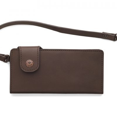 BI FOLD BIKER WALLET BROWN 97718 15VM