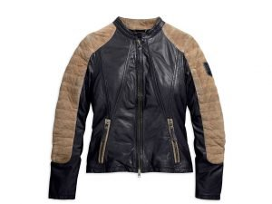 Endeavor Leather Jacket 97088 16VW