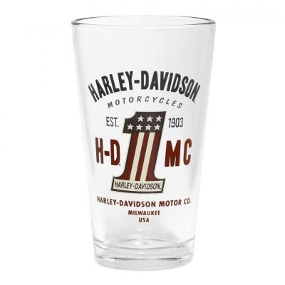 H DMC 1 Pint Glass 96888 16V