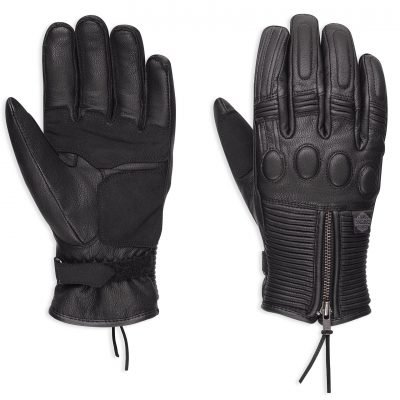 RELAY LEATHER GLOVES CE 98371 17EW