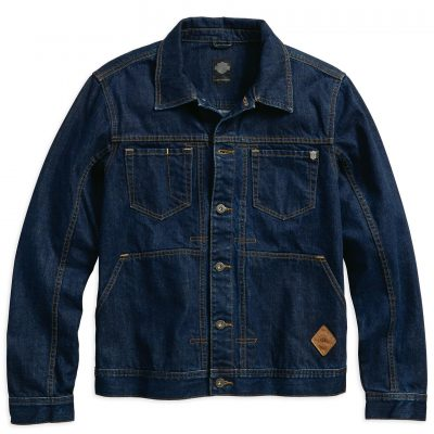 RAW DENIM TRUCKER JACKET 96627 17VM