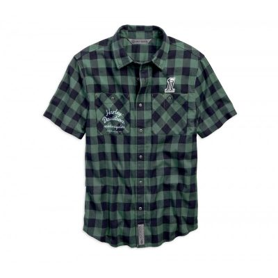 camicia da uomo patch