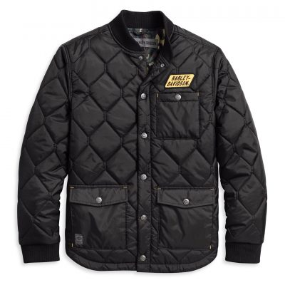 JACKET QUILTED CAMO LINED WVN 97402 20VM