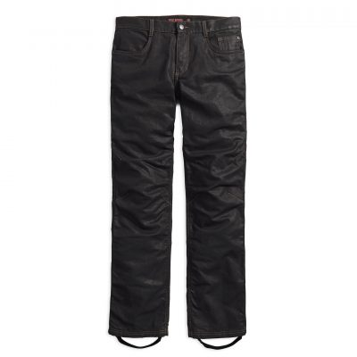 WAXED DENIM PERFORMANCE RIDING JEANS CE 98167 17EM