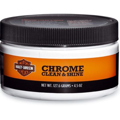 chrome clean shine
