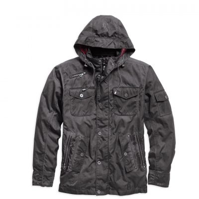 1 Hooded Jacket 97545 15VM