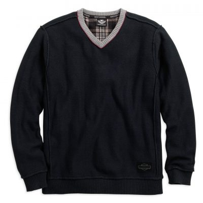 V NECK SWEATER 96069 16VM