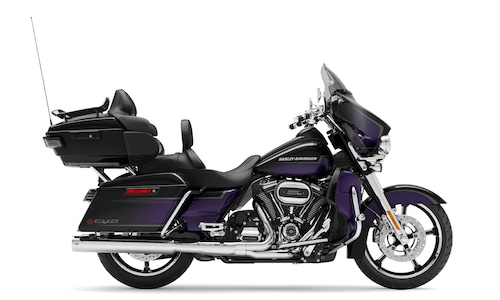 2021 cvo limited f09 motorcycle